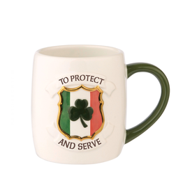 KITCHEN & ACCESSORIES IRISH POLICE OFFICER MUG