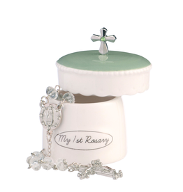 BABY RELIGIOUS MY FIRST ROSARY GIFT SET