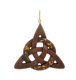 ORNAMENTS TRINITY KNOT ORNAMENT