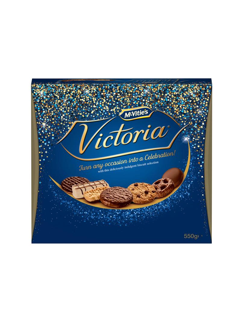 FOODS McVITIES VICTORIA CARTON (550g)