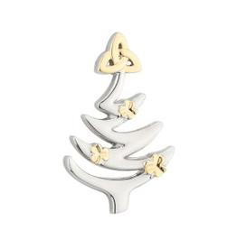 PINS & BROACHES SOLVAR CHRISTMAS TREE BROOCH
