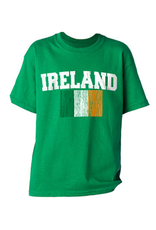 SHIRTS IRELAND FLAG DISTRESSED T-SHIRT