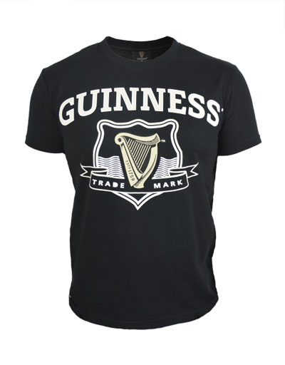 SHIRTS GUINNESS TRADEMARK LABLE TEE
