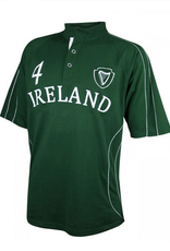 SPORTSWEAR CROKER IRELAND RUGBY with PIPING DETAIL