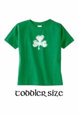 KIDS CLOTHES SHAMROCK CRAYON - TODDLER SHIRT