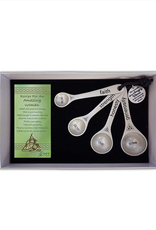 KITCHEN & ACCESSORIES IRISH TRINITY MEASURING SPOONS