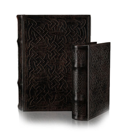 DECOR CELTIC KNOTS BOOK BOX SET (2)