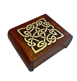 DECOR CELTIC DREAM SECRET BOX