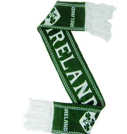 ACCESSORIES IRELAND RUGBY SCARF