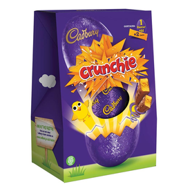 CANDY CRUNCHIE EASTER EGG (258g)