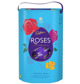 CANDY CADBURY ROSES EGG (280g)
