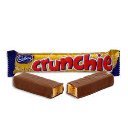 CANDY CADBURY CRUNCHIE BAR (40G)