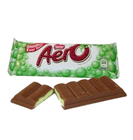 CANDY NESTLE AERO MINT CHOCOLATE BAR (36g)