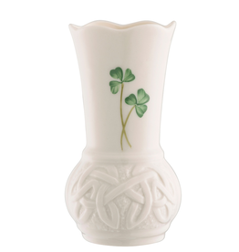 "VASES & BOWLS BELLEEK CLASSIC DURROW 4"" MINI VASE"