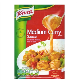 MISC FOODS KNORR MEDIUM CURRY SAUCE (47g)