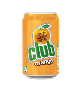 FOODS CLUB ORANGE (330ml)
