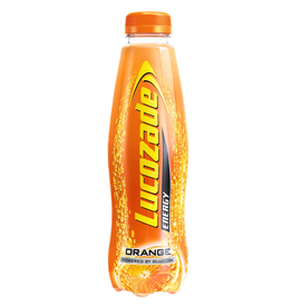 MISC FOODS LUCOZADE ORANGE (380ml)