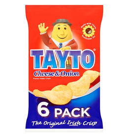 MISC FOODS TAYTOS - 6 PACK (6X25G)