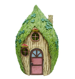GARDEN GARDEN FAIRY TREE HOUSE