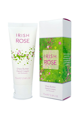 LOTIONS & SOAPS IRISH ROSE HAND CREAM 75mL