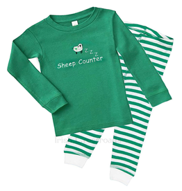 KIDS CLOTHES SHEEP COUNTER KIDS PAJAMA SET