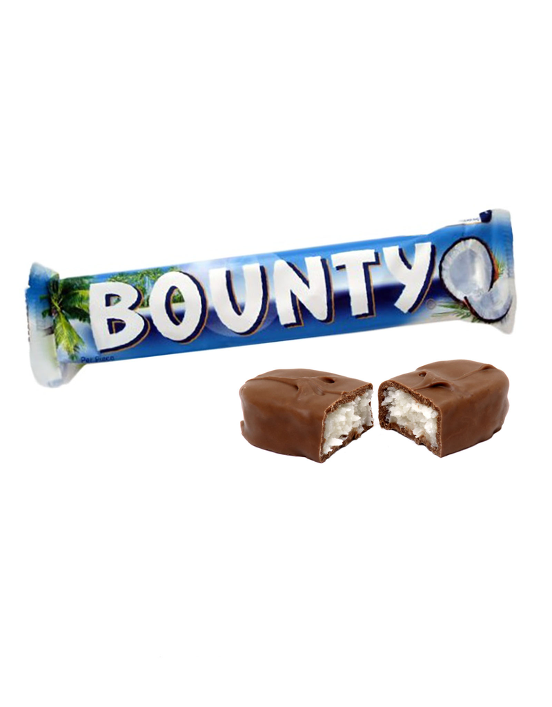 CANDY MARS BOUNTY BAR - MILK CHOCOLATE (57g)
