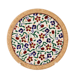 KITCHEN & ACCESSORIES NICHOLAS MOSSE TRIVET - WILD FLOWER