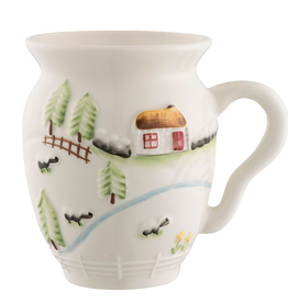 KITCHEN & ACCESSORIES BELLEEK CLASSIC CONNEMARA MUG