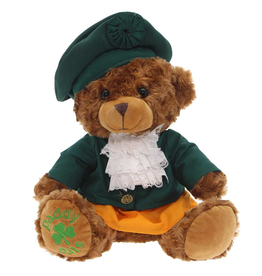 TOYS PADDY PALS - LOGAN the IRISH PIPER