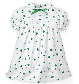 BABY SHAMROCK BABY DRESS