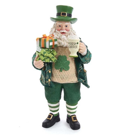 "SANTAS ""IRISH COFFEE"" SANTA"