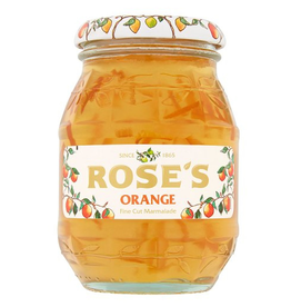 FOODS ROSE'S ORANGE MARMALADE (454g)