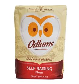 MISC FOODS ODLUM'S SELF-RAISING FLOUR (2kg)
