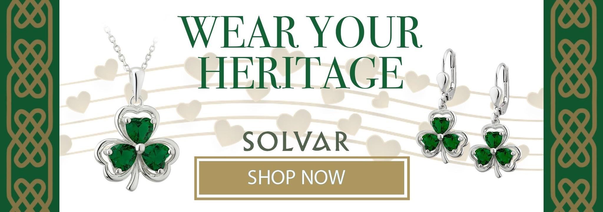 Solvar Irish Jewelry