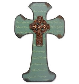 CROSSES ST. PATRICK IRISH WALL CROSS