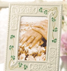FRAMES & DECOR BELLEEK TARA FRAME 4X6""
