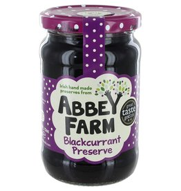 MISC FOODS ABBEY FARM PRESERVES - BLACKCURRANT