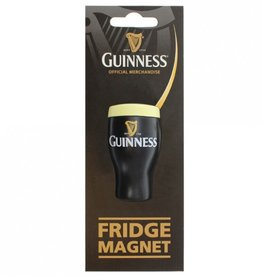 KITCHEN & ACCESSORIES GUINNESS PINT RESIN MAGNET