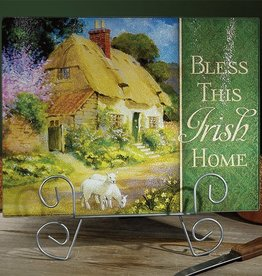 """KITCHEN & ACCESSORIES """"BLESS THIS IRISH HOME"""" CUTTING BOARD"""