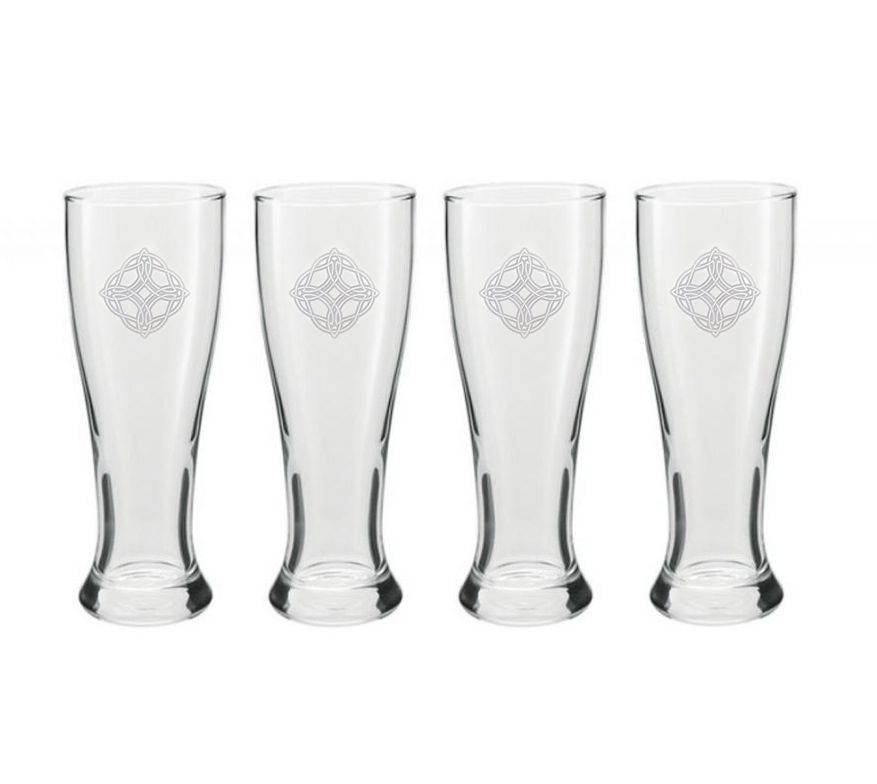 KITCHEN & ACCESSORIES CELTIC KNOT GRAND PILSNER 20oz GLASSES