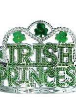 ST PATRICK'S DAY NOVELTY IRISH PRINCESS TIARA