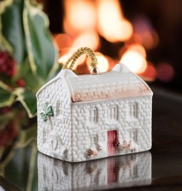 ORNAMENTS BELLEEK KERRY FARMHOUSE ANN BELL ORNAMENT