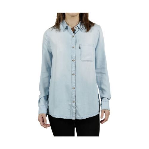 Tentree Fernie Long Sleeve Button Up