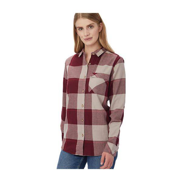 Tentree Kimberly Long Sleeve Button Up