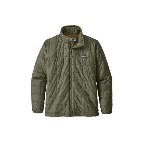 Patagonia Boys' Nano Puff Jacket