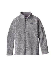 Girls' Better Sweater 1/4