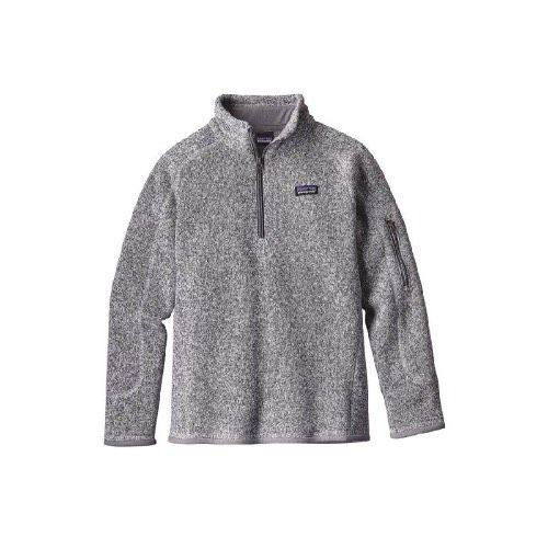5226bfa71bb Patagonia Girls  Better Sweater 1 4 - Gearhead Outfitters