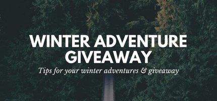 Winter Adventure Giveaway