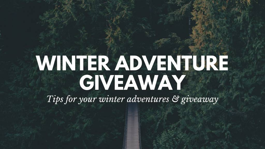 Winter Adventure Giveaway