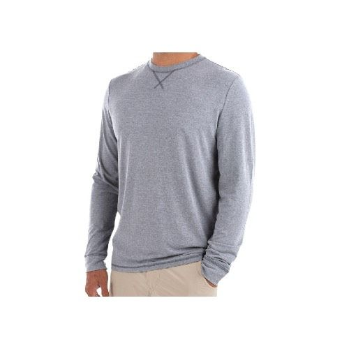 Free Fly Apparel Men's Bamboo Flex Long Sleeve